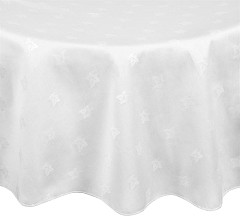 Mitre Luxury Nappe blanche Luxor 1725mm